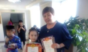 Редакция окружной газеты «Усть-Ордын унэн» наградила своих победителей и призеров